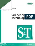 science   tech curriculum