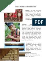 Cordillera Music Instruments
