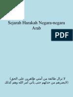 Sejarah Harakah Negara-negara Arab