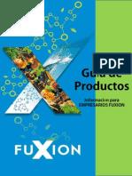 Guía de Productos X