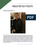 Peter Sloterdijk Normas para el parque humano