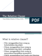 Materi English 3 - The Relative Clause.pdf