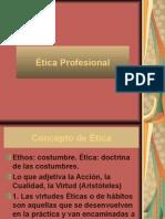ETICA Dra.nidiaFernandez