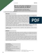 Plan Estudios UNAM medicina