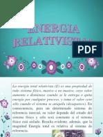 Energia Relativista