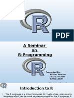 R Programming Presentation