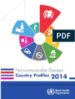 Country Profile NCD