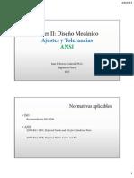 05 Ajustes y Tolerancias Dimensionales ANSI 2015 II