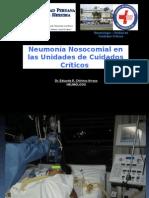 Neumonia Asociado Al Ventilador Mecanico - Taller de Actualizacion