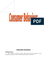 Consumer Behavior Text