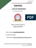 Engineering Metrology and Measurements.pdf