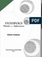Estadistica metodos y aplicaciones de Edwin Galindo.pdf