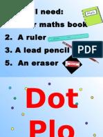 dot plots