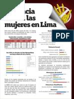 Violencia Lima