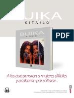 Buika a Los Que Amaron a Mujeres Difíciles y Acabaron Por Soltarse Catálogo