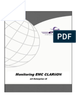 Monitoring EMC Clariion