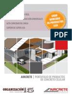 Aircrete Portafolio Es-Org15