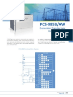 Flyer - PCS-985B-AW Generator-Transformer Unit Protection.pdf