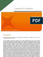 2012-08-30 Gemalto H1 2012 Roadshow Presentation En