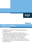 3. Functions