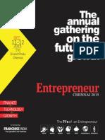 Entrepreneur Chennai'15