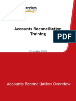 TIP - Accounts Reconciliation Training v 1.1