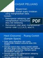 Slide 3 STK 511 Peluang