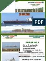 Implementación Del Sistema de Gestión de Calidad ISO 9001 Terminal Portuario