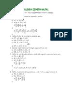 Talleres 10 Geometria Analitica