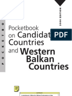 Pocketbook on Candidate and Western Balkan Countries