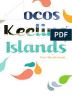 Cocos Keeling Islands Destination Brochure