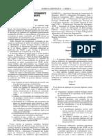 OGM - Legislacao Portuguesa - 2003/04 - DL nº 72 - QUALI.PT