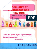 Chemistry of Fragrances and Flavours
