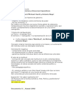 Clase Guasch- 23-11 Teorias y Discursos Expositivos