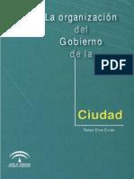 La Organizacion Del GobiernoDe La Ciudad