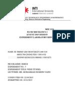 fluid mechanics experiment