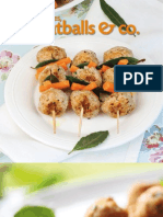 Croquettes Meatball