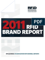 2011 Rfid Brand Report Contents
