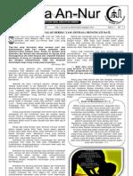 Buliten (1) - Surau an-Nur Lebuh Nipah (PDF)
