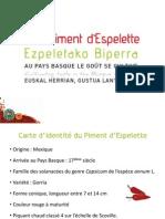 12-Présentation AOP Piment Espelette _ Bulgarie