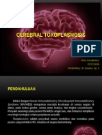 Cerebral toxoplasmosis.pptx