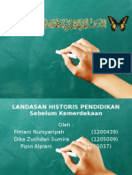 Dokumen.tips Landasan Historis Pendidikan