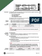 Lexus technical Service bulletin