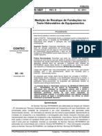 N-1807 - Medição de Recalque