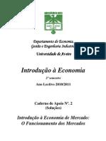 2011s2 Caderno 2 Introduçao Economia de Mercado Soluçoes - Cópia