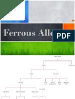 Material Logam Ferrous
