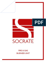 So Crate Fire and Gas
