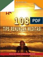 108 Tips Renungan Meditasi - Revised Edition