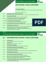 Cigre - Distributivni Sistemi I Male Elektrane