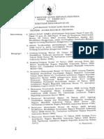 PMA No 13-2014 Pendidikan Keagamaan Islam